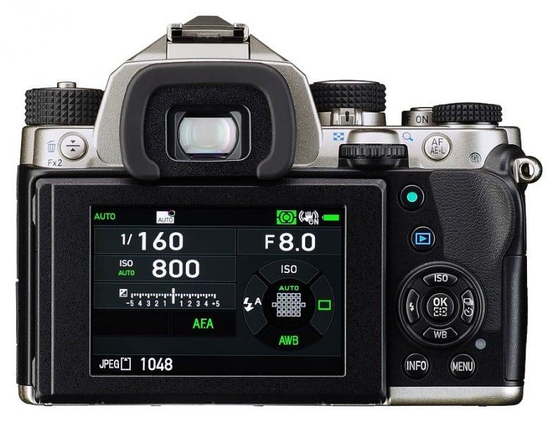 Pentax KP specs, 4K cameras, 4K DSLR