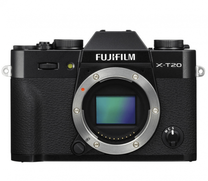X-T20 camera, Fujifilm cameras, 4K movie