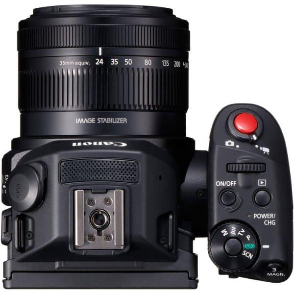 Canon camcorders, Canon 4K cameras, 4K recording
