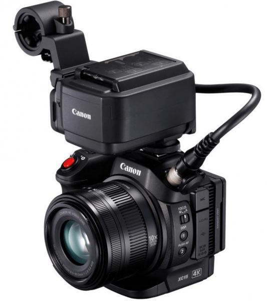 Canon XC15, 4K cameras, 4K UHD camcorder