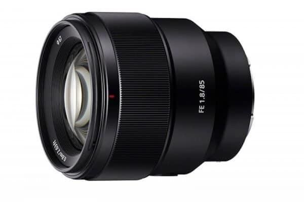 FE 85mm F1.8, Sony lens, camera lens