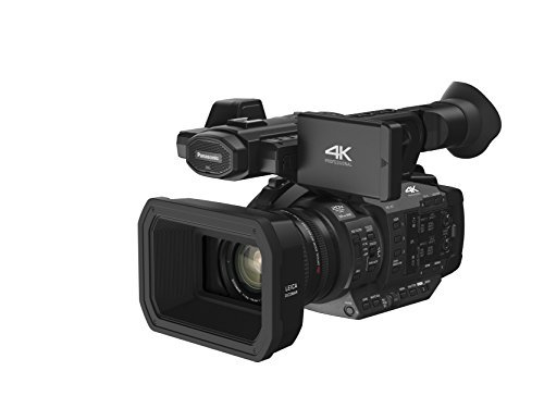 The 4K Panasonic HC-X1