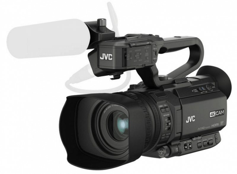GY-HM200SP, 4K video, 4K camcorder, 4K video camera