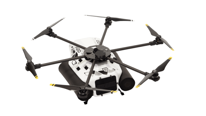 Meet the HexH2O Pro v2, QuadH2O's Latest Waterproof Drone