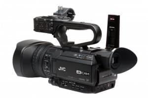 JVC GY-HM200SP, sports camera, 4K cameras