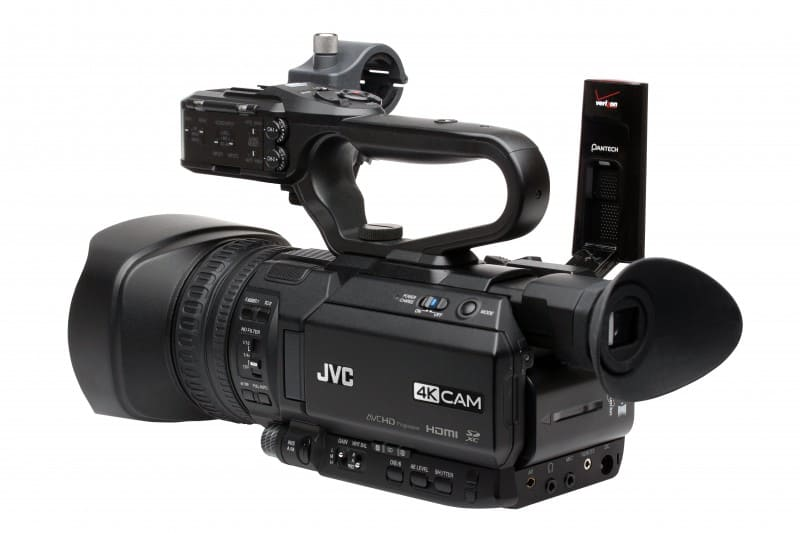 JVC GY-HM200SP, sports camera, 4K cameras
