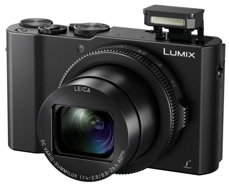 Lumix LX10 review, LX15, 4K video