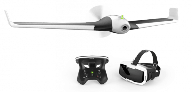 Parrot Disco FPV, drone review, top drones 2017