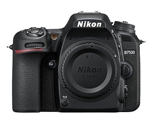 Nikon Introduces the New D7500 DSLR Camera