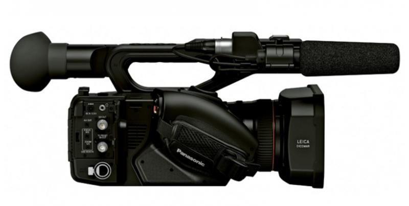 AG-UX180 camcorder, 4K recording, procamcorder review