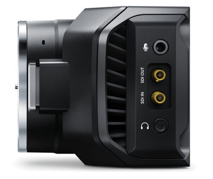 Blackmagic cameras, Blackmagic review, studio camera