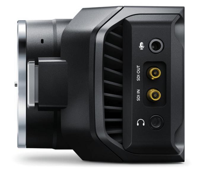 Blackmagic cameras, Blackmagic review, studio camera