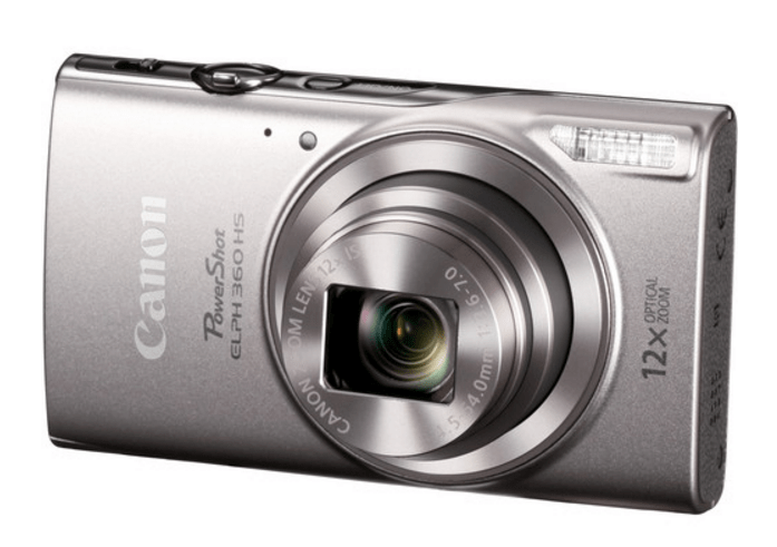 Canon Powershot ELPH 350 HS, vlogging cameras, video cameras
