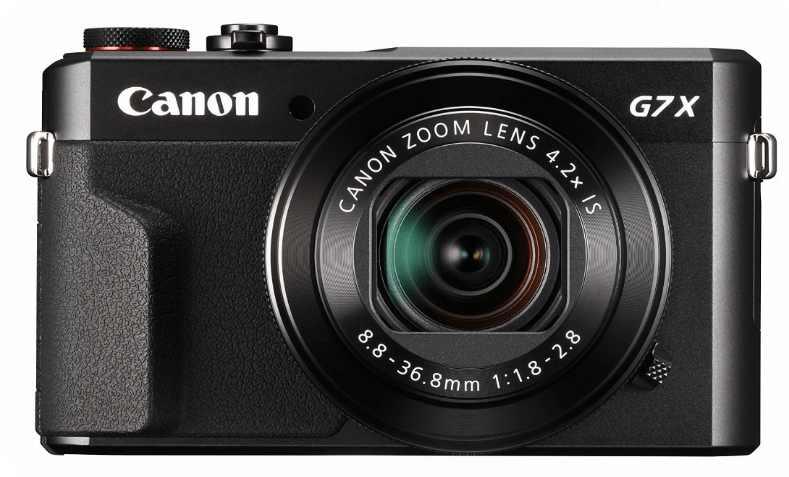 Canon Powershot G7 X Mark II, Canon cameras, top vlogging cameras, vloggers camera choice