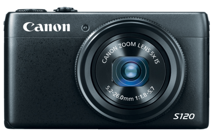 Canon PowerShot S120, vloggers camera, Advanced Cameras