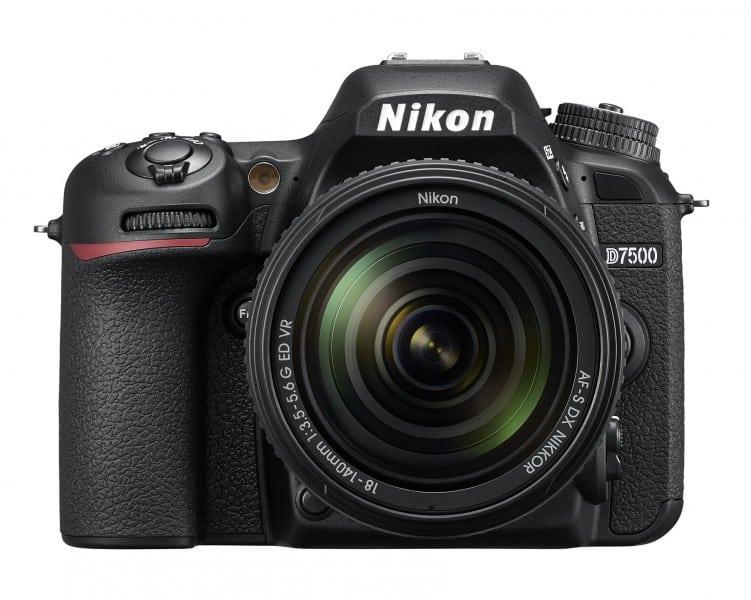 Nikon D7500, 4K UHD, 4K cameras