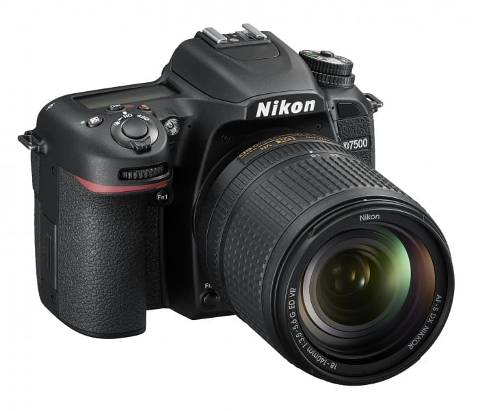 4K Ultra HD, Nikon DSLR, EXPEED 5