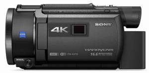 FDR-AXP55 review, 4K video, 4K recording