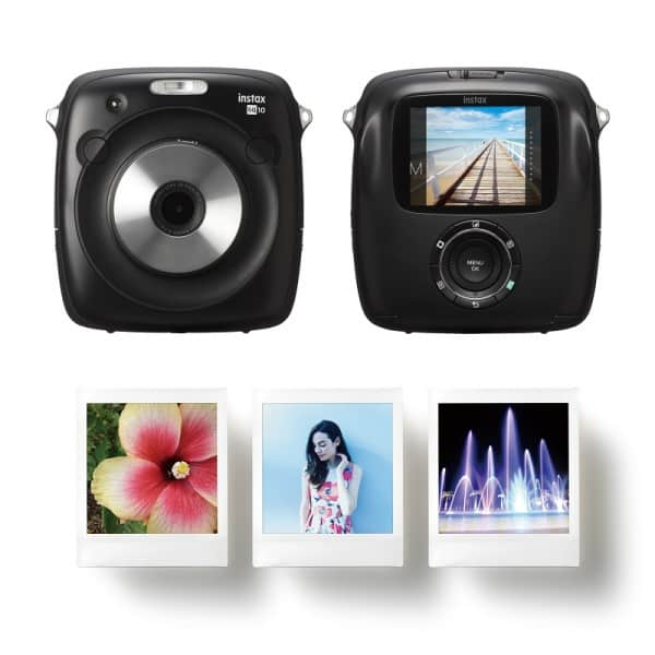 Fujifilm instax SQUARE SQ10, instant camera, instax camera