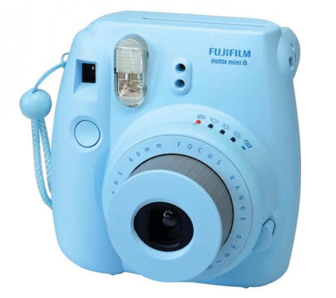Instax Mini 8, Fujifilm camera, instant camera