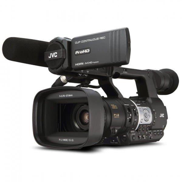 JVC HM360 Camcorder