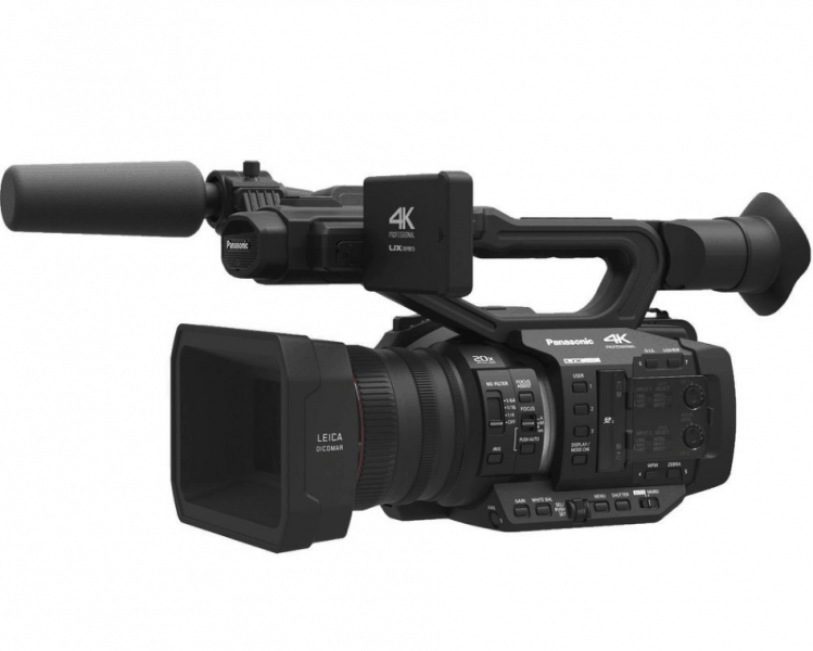 Panasonic AG-UX180, 4K camcorder, professional camcorder