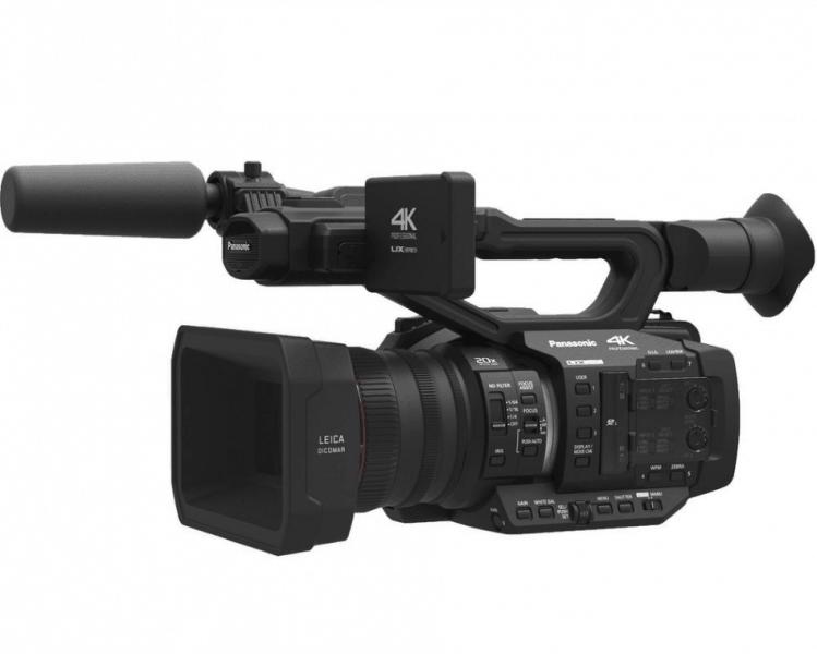 Panasonic AG-UX180, 4K camcorder, professional camcorder