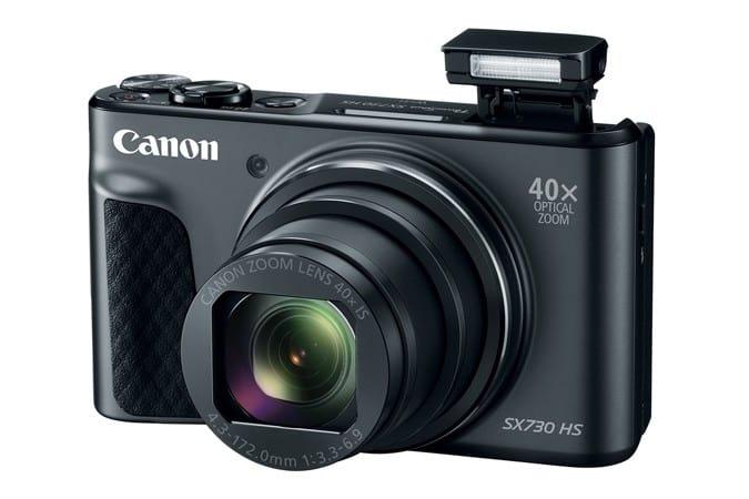 Canon PowerShot SX730 HS, Canon cameras, digital cameras
