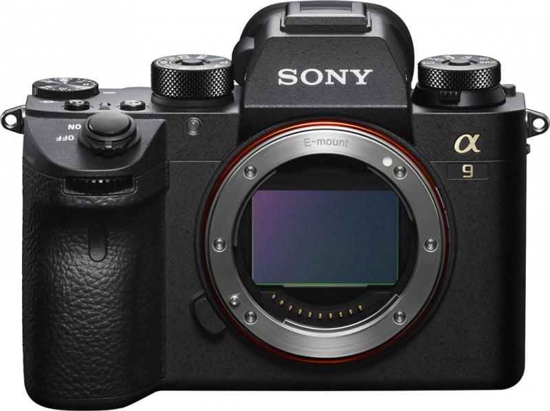 Sony A9, Sony α9, full-frame CMOS Sensor