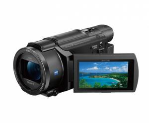 Sony FDR-AXP55, Sony handycam, 4K handycam