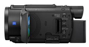 Sony FDR-AXP55 handycam, camcorders, 4K camera