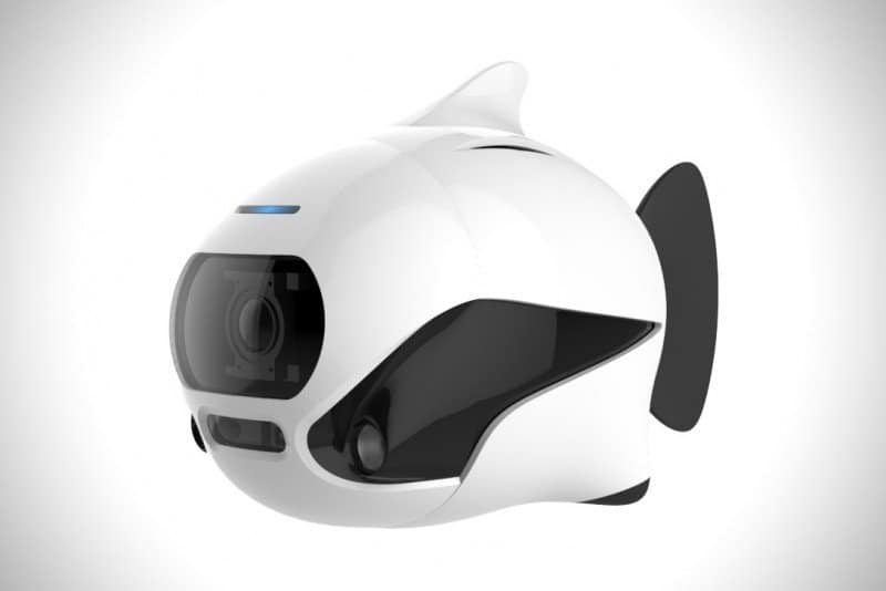 BIKI, underwater drone, robot fish, 4K camera, 4K drone