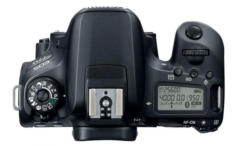 Canon 77D features, DSLR review, 1080p DSLR