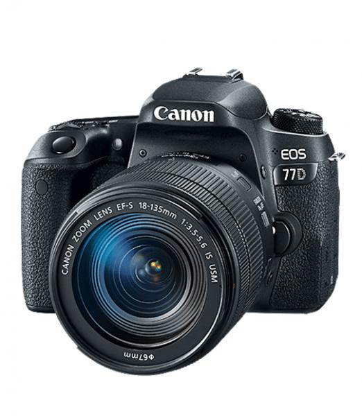 Canon 77D, EOS 77D, Canon DSLR