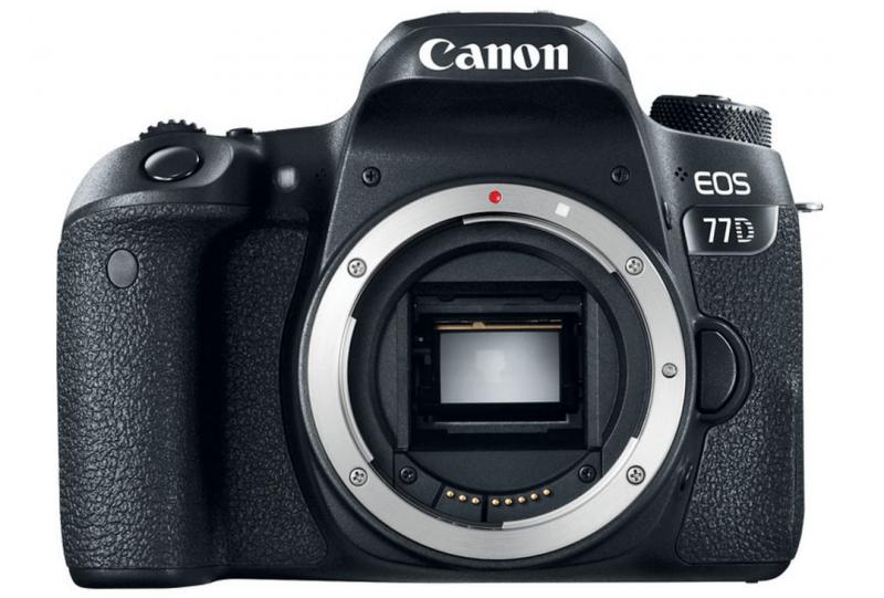 Canon EOS 77D, DSLR review, Full HD DSLR