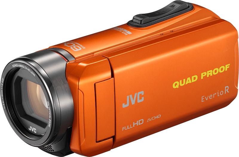 GZ-R440, JVC camcorders, Everio R line