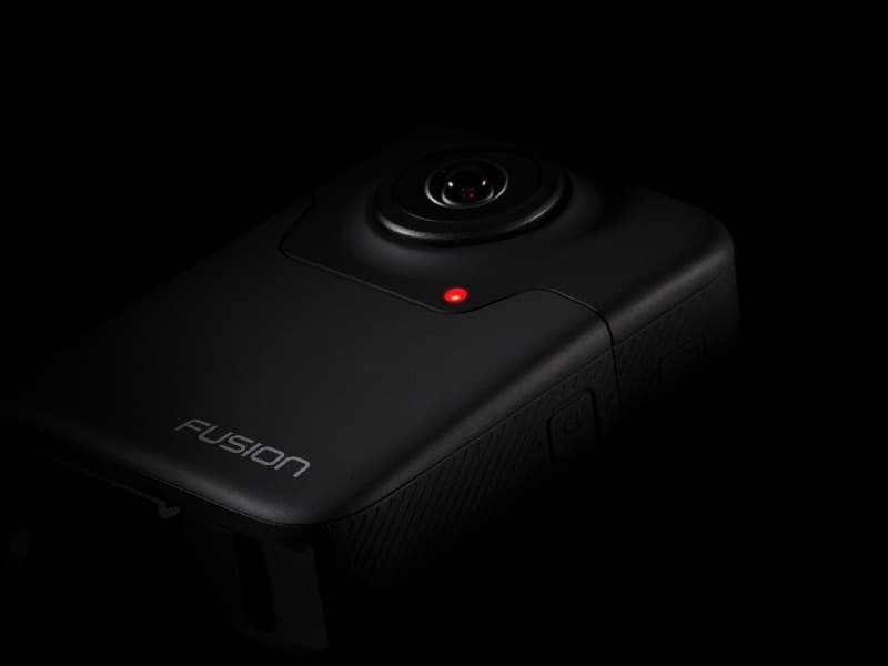 GoPro Fusion, Spherical Camera, virtual reality