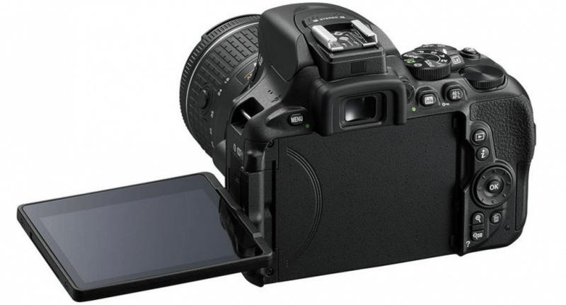 Full HD cameras, entry-level DSLR, Nikon cameras