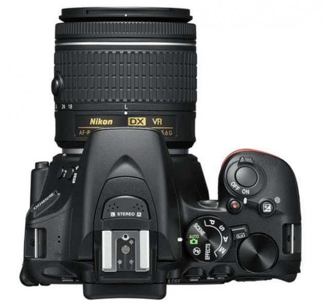 Nikon DSLR, NIKKOR lens, D5600 DSLR