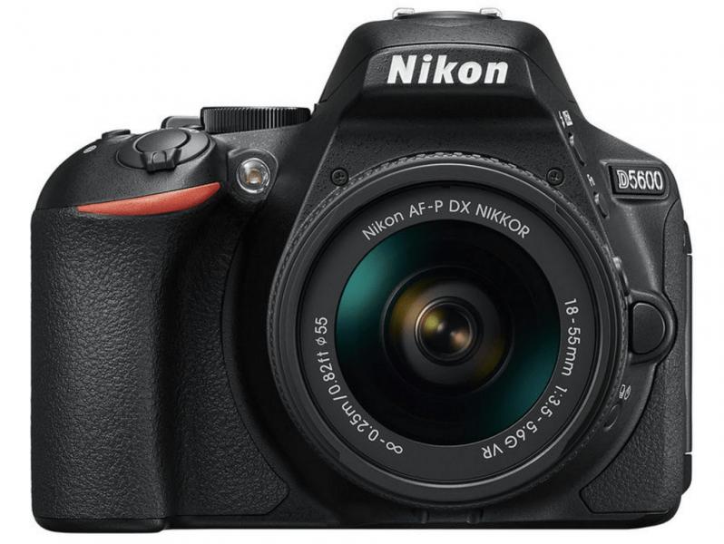D5600 review, CMOS sensor, SnapBridge