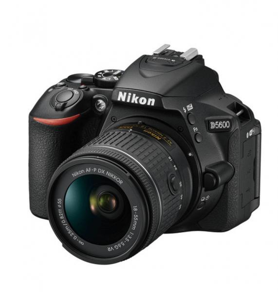 Nikon D5600, Full HD DSLR, Nikon cameras