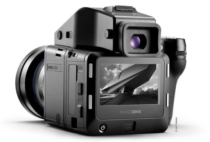 Phase One announces a very expensive camera that shoots only in black and white