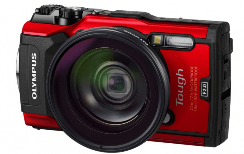 Olympus Tough TG-5, 4K action camera, TG-5 specs, Olympus action cameras, travel camera, outdoor photography,