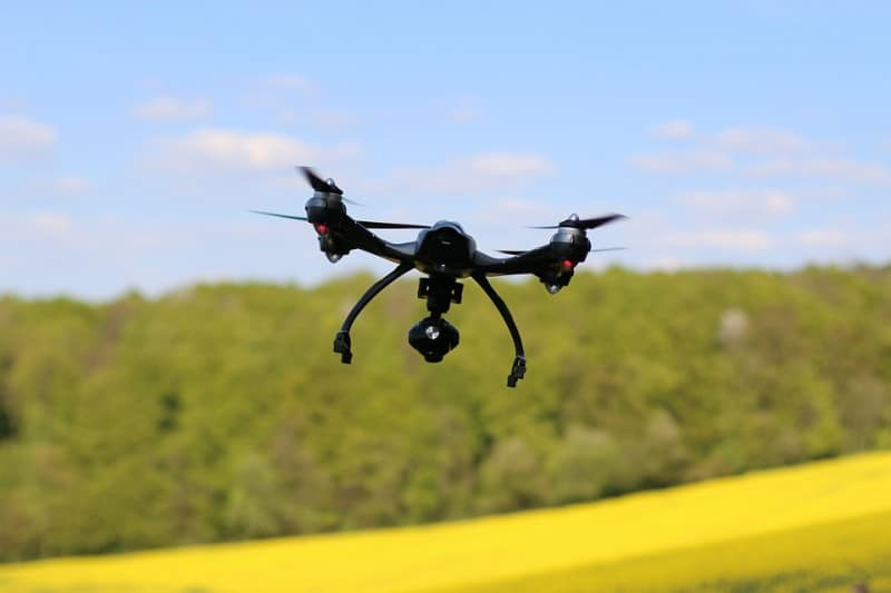 drone news, FAA, camera drones, DJI