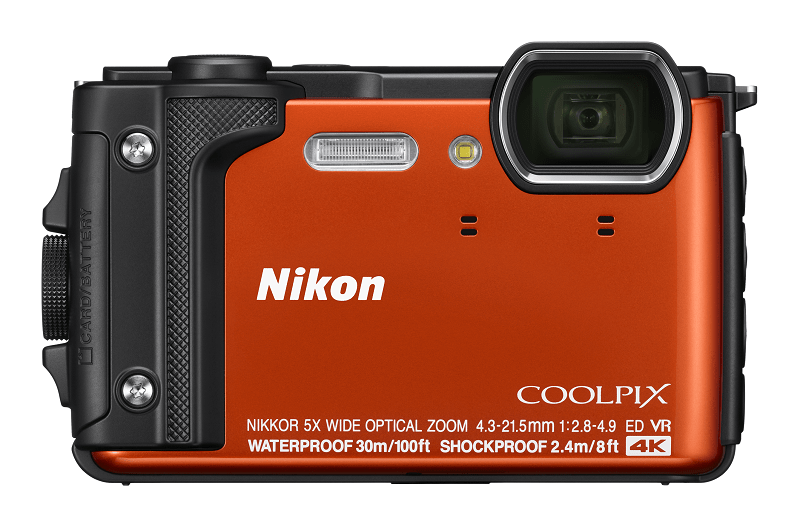 COOLPIX W300, Nikon cameras, point-and-shoot camera