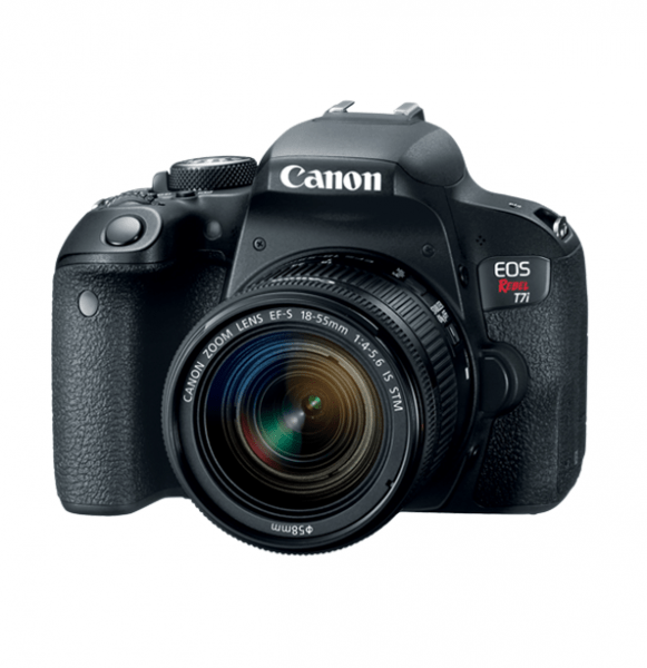 Canon EOS Rebel T7i review, Canon DSLR, Full HD camera