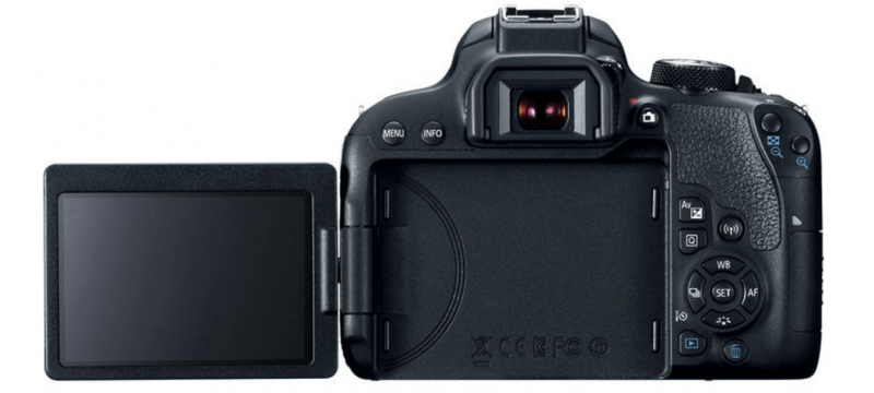 Canon Rebel T7i specs, Canon Rebel T7i features, DSLR review
