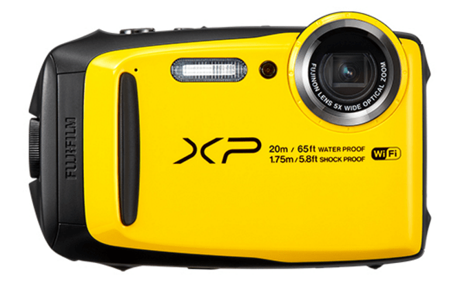 FujiFilm FinePix XP120, waterproof cameras, travel cameras