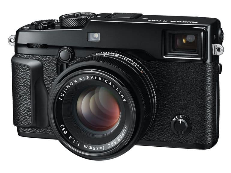 Fujifilm X-Pro2, Mirrorless Digital Camera, Full HD video