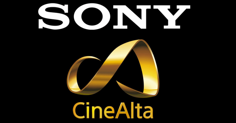 Sony CineAlta, Digital Motion Picture Camera, full frame sensor, Sony camera